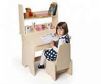Парты, столы, стульчики - готовимся к школе!