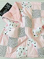 Лоскутное одеяло (ПЛЕД)