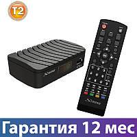 ТВ тюнер Т2 Strong SRT8203 (black) DVB-T2 / PVR / HDMI / USB, тв приставка, ресивер, цифровое телевидение