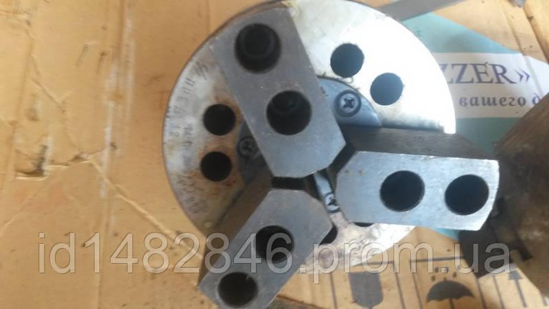Патрон токарный Ø160 mm 7102-0066