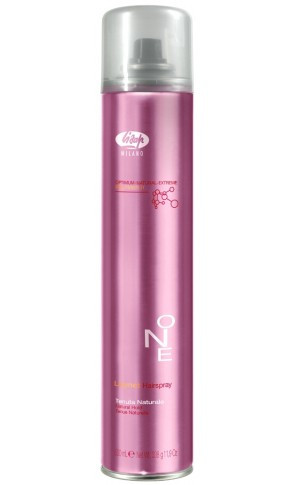 Лак для волос Lisap Lisynet One natural  нормальной фиксации 500 мл 500 мл