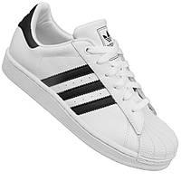 Женские кроссовки  Adidas Superstar  Multi color (White/Black), фото 1