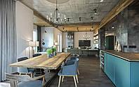 Дизайн-проект интерьера квартиры более 100 м2