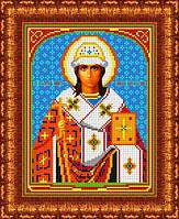 Схема для вышивки Св. Никита Новгородский