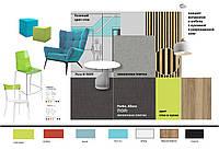 Разработка концепта общественного помещения