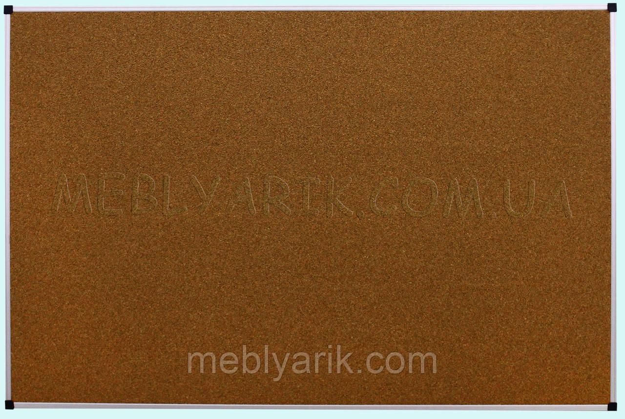Доска пробковая 1500-1000 1-поверхность