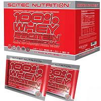 Протеин Scitec Nutrition Whey Protein Prof. sachet 30 пакетов