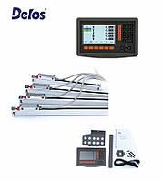 Увеличен срок гарантии на устройства цифровой индикации и оптические линейки Delos