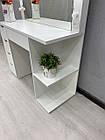 Стол для визажиста, рабочее место парикмахера, визажный стол, фото 4