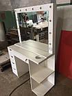 Стол для визажиста, рабочее место парикмахера, визажный стол, фото 8