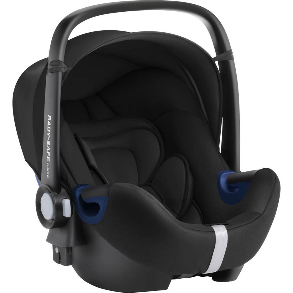 Автокресло BRITAX ROMER BABY-SAFE2 i-SIZE (Cosmos Black)