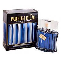 Мужская туалетная вода Parour Parfume D`or, 100 ml
