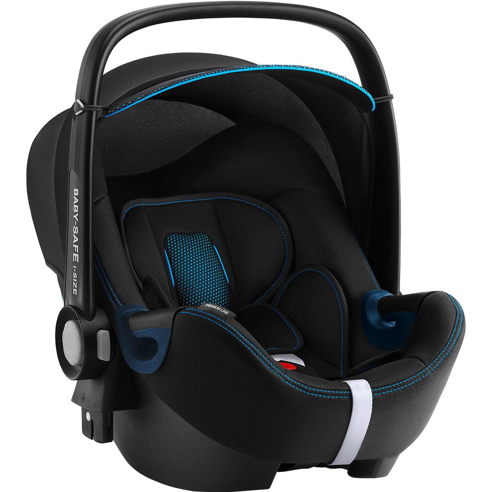 Автокресло BRITAX-ROMER BABY-SAFE2 i-SIZE (Cool Flow – Blue)