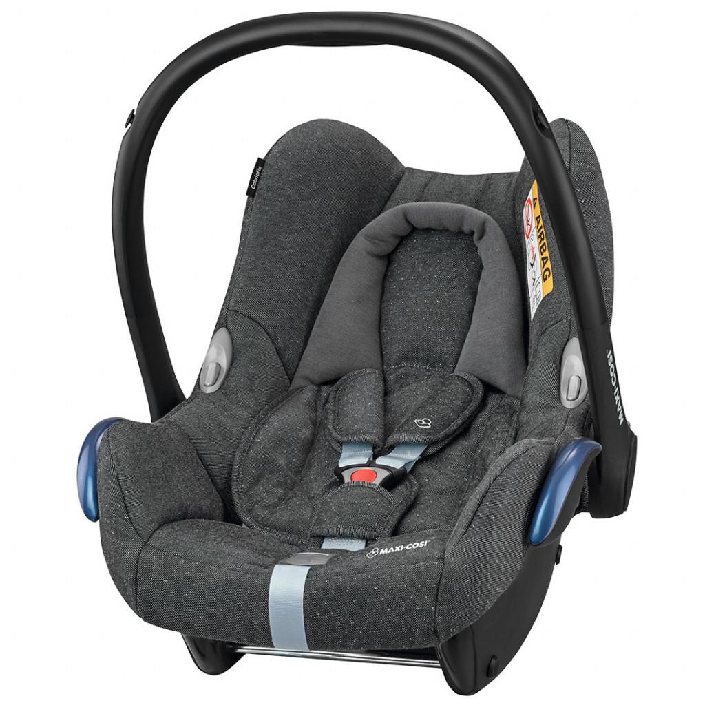 Автокресло MAXI-COSI CabrioFix (Sparkling grey)