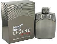 Мужская туалетная вода Mont Blanc Legend Intense (яркий, страстный, нежный аромат)