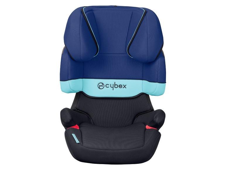Автокресло Cybex Solution X-Fix группа II-III, 15-36 кг Blue