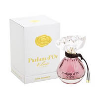 Женская парфюмированная вода Parour Parfum D`or Elexir, 30 ml