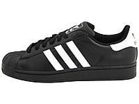Женские кроссовки  Adidas Superstar  Multi color (Black/White), фото 1