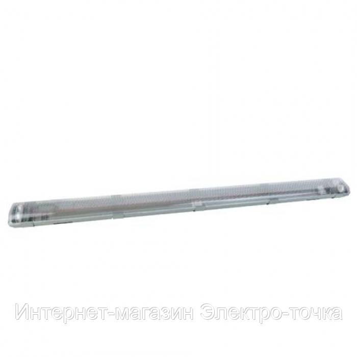 """Корпус под лампу (2*18w) 120 см Т8 влагозащищенный """"PROFIX-120D"""""""
