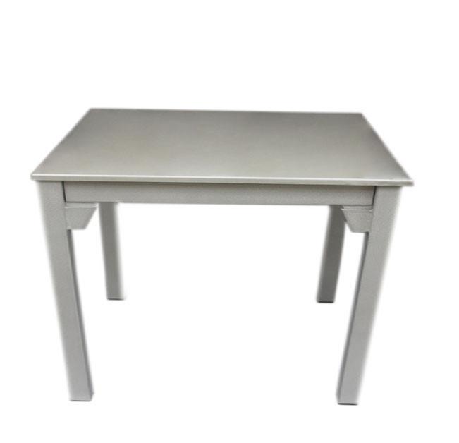 Кухонный белый стол 90*60 см