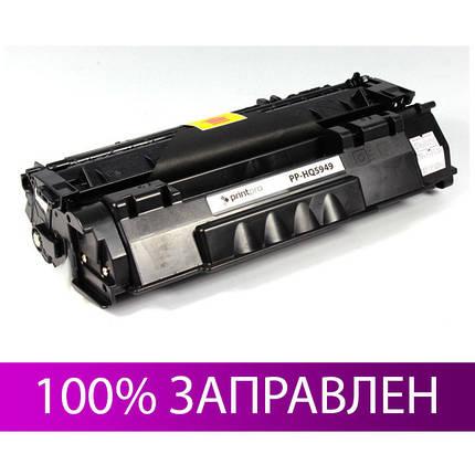 Картридж HP 49A (Q5949A), Black, LJ 1160/1320/3390/3392, PrintPro (PP-HQ5949), фото 2