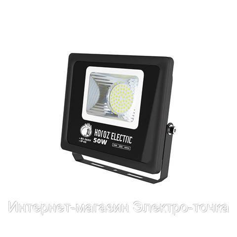 """Прожектор світлодіодний """"LION-50"""" 50W 6400K"""