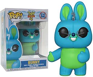 Фигурка Funko Pop Фанко Поп Кролик Винни История ИгрушекToy Story Bunny10 смCartoon TS B 532