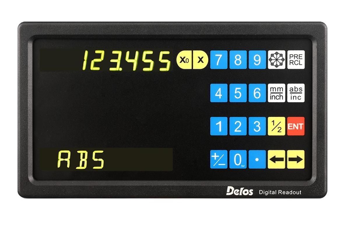 Однокоординатное устройство цифровой индикации DS60-1V