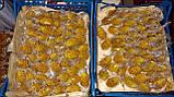 """Новогодняя восковая свеча """"Кедровая шишка"""" из натурального пчелиного воска, фото 7"""