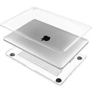 Чехол-накладка Baseus Air Case для Apple MacBook Pro 15 2016/2017 Прозрачный (SPAPMCBK15-02)