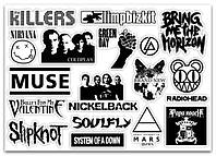 Stickers Pack Rock #246