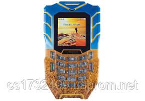 Мобильный телефон Sigma Х-treme AT67 Kantri yellow-blue