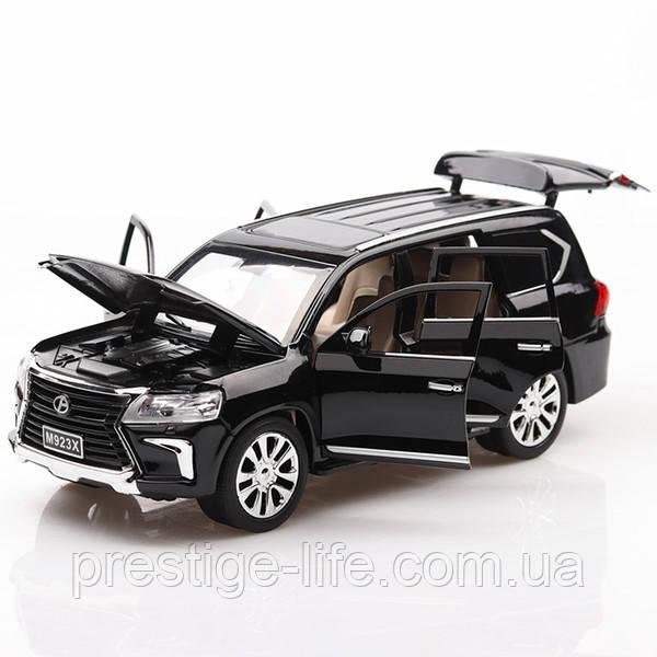 Машинка Lexus LX450D M923X-1