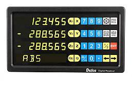 Устройство цифровой индикации Delos 3 оси 5 вольт LED дисплей DS60-3V