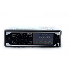 Автомагнитола MP3 сенсорный дисплей 3881 ISO 1DIN
