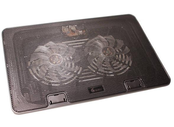 """Підставка для ноутбука до 17"""" Cool Pad Vencci S19-X-Black з підсвіткою, фото 2"""