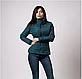 Женская демисезонная куртка, размеры 50 - 54, фото 3