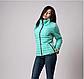 Женская демисезонная куртка, размеры 50 - 54, фото 4