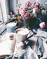 Художественный творческий набор, картина по номерам Новый день, 40x50 см, «Art Story» (AS0633), фото 1