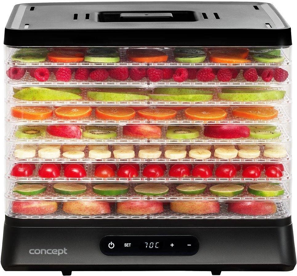 Сушилка для овощей и фруктов Concept SO-2040