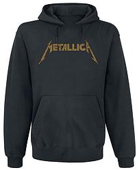 Толстовка без молнии Metallica - Hetfield Iron Cross Guitar
