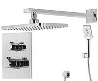 Душевая система с термостатом IMPRESE CENTRUM VR-50400 для ванны/душа