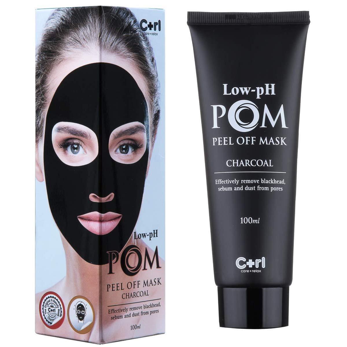 Маска для лица C+rl Low-ph Pom Feel Off Mask 100 мл (8809288260036)