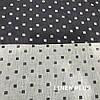 Двостороння костюмна тканина, 51 льон, 49% бавовна, колір 1/5, фото 2