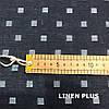 Двостороння костюмна тканина, 51 льон, 49% бавовна, колір 1/5, фото 5