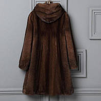 Женская меховая шуба . Модель 8317, фото 3