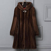 Женская меховая шуба . Модель 8317, фото 2