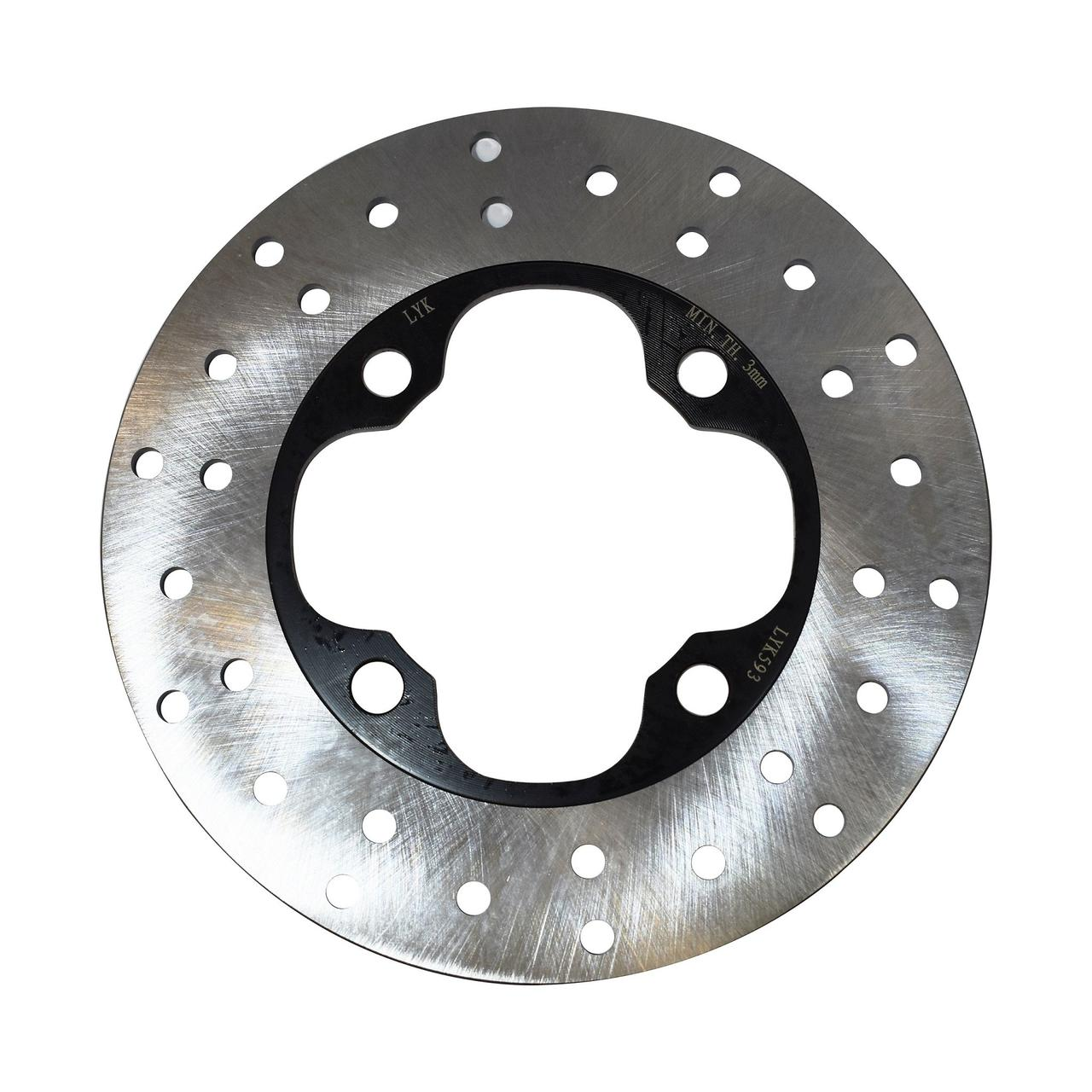 Тормозной диск Honda TRX 420 500 (OEM 45251-HR6-A61; OEM 45251-HR3-A21)