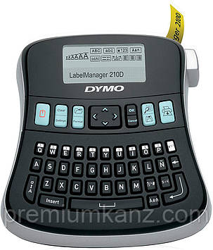 Принтер DYMO Label Manager 210D (латиниця)