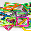 🔝 Детский магнитный конструктор Magical Magnet на 48 деталей, Разноцветный, с доставкой по Украине   | 🎁%🚚 - Фото